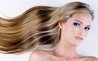Калифорнийское мелирование для ваших волос
