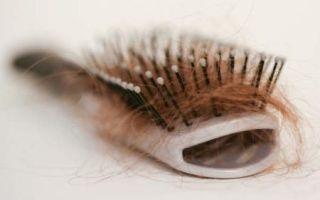 Что следует делать в первую очередь при выпадении волос?