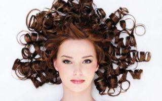 Все об особенностях японской завивки волос