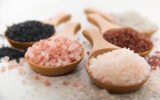 Укрепления ваших локонов и очищение кожи головы с помощью соли