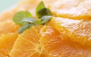 Полезное масло из кожуры апельсина