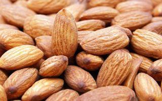 Миндаль: масло ореха при уходе за волосами