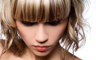 Мелирование волос: многообразие видов