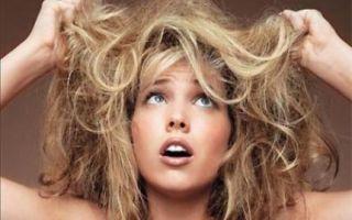 Ломкие волосы: что нужно для восстановления?