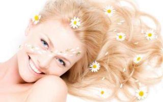 Уход за волосами: все о применении ромашки