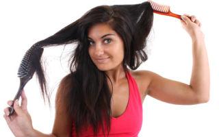 Расчесывание волос: основные правила