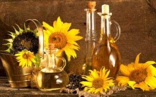 Простое подсолнечное масло поможет избавиться от проблем с волосами